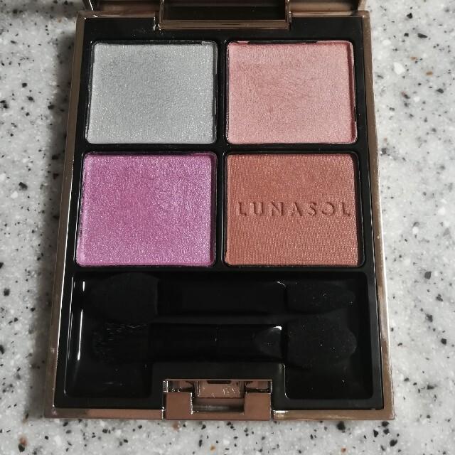 LUNASOL(ルナソル)のLUNASOL ブリージーハーブ ルナソル コスメ/美容のベースメイク/化粧品(アイシャドウ)の商品写真