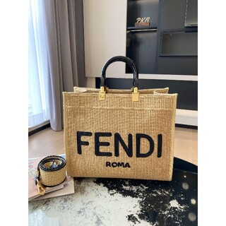 FENDI - FENDI フェンディ カゴバッグ