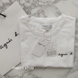 agnes b. - agnes b アニエスベー Tシャツ ホワイト 1 男女兼用