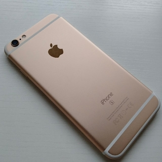iPhone - iPhone 6s Gold 16 GB SIMフリー
