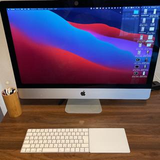 Apple - iMac 2020 5K 27インチ core i7 / メモリ72GB