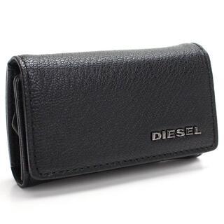 ディーゼル(DIESEL)のDIESEL 6連キーケース(ブラック)(キーケース)