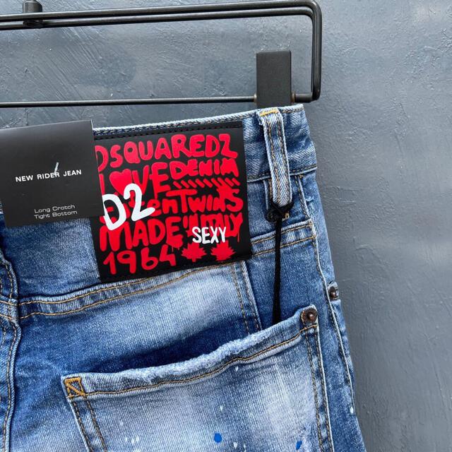 DSQUARED2(ディースクエアード)のDSQUARED2(T153) ディースクエアード デニム ジーンズ メンズのパンツ(デニム/ジーンズ)の商品写真
