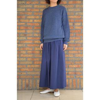 1LDK SELECT - cristaseya washi paper sweater 和紙ペーパーニット