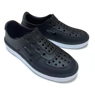 NIKE - 新品 20.0cm ナイキ フォーム フォース1 PS ベビー キッズ 靴 黒