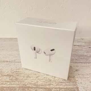 アップル(Apple)の【新品未開封品】AirPods Pro MWP22J/A 本体 国内正規品(ヘッドフォン/イヤフォン)