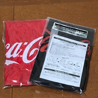 コカコーラ(コカ・コーラ)のコカコーラ オリジナル ビーチ クーラー♡2個セット♡(ノベルティグッズ)