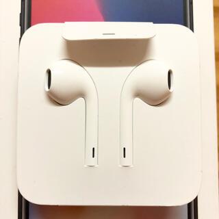 アップル(Apple)の★Apple iPhone 純正イヤホン ライトニング端子 【新品・未使用】(ヘッドフォン/イヤフォン)