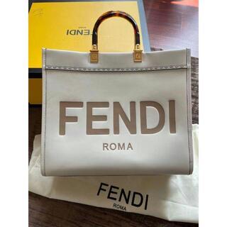 FENDI - FENDI フェンディ フェンディ サンシャイン ミディアム ハンドバッグ