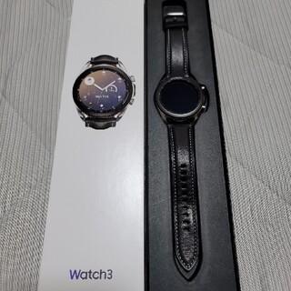 ギャラクシー(Galaxy)のGALAXY WATCH3(腕時計(デジタル))