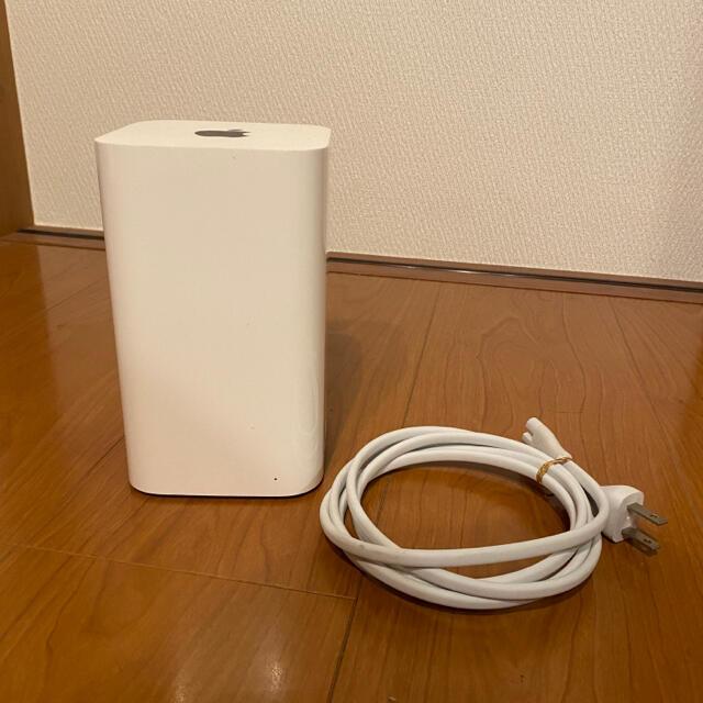 Apple(アップル)のAPPLE AirMac Extreme ME918J/A スマホ/家電/カメラのPC/タブレット(PC周辺機器)の商品写真