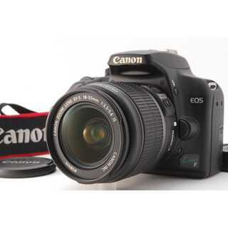 Canon - ★ 極上美品 憧れのキヤノン一眼レフ Kiss F スマホに転送OK! ★