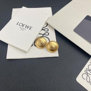 LOEWE - 極美品高品質ピアス -107269