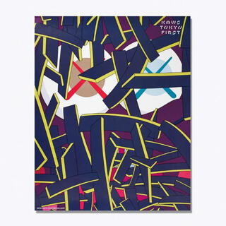 KAWS TOKYO FIRST ポスター GLASS SMILE カウズ(印刷物)