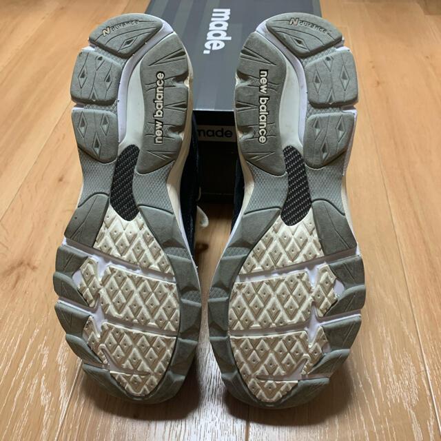 New Balance(ニューバランス)のttt様専用 kith x new balance m990 v3 メンズの靴/シューズ(スニーカー)の商品写真