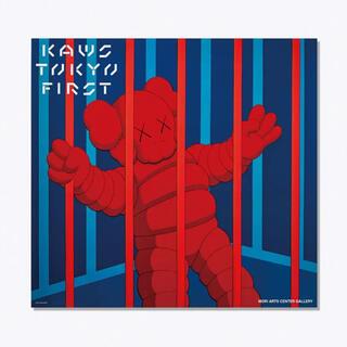 KAWS TOKYO FIRST ポスター NO EXIT カウズ(印刷物)