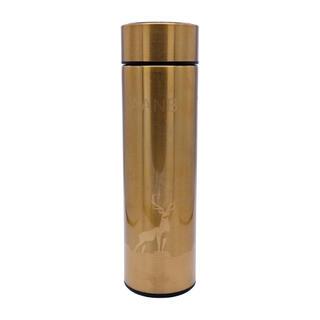 500ML スマート断熱カップステンレス鋼魔法瓶サーモスフラスコトラベルウォー(水筒)