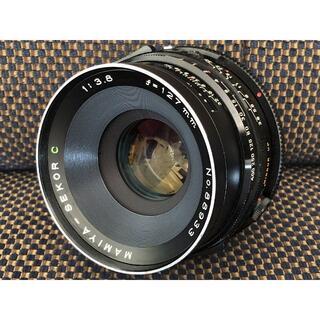 マミヤ(USTMamiya)の1238 Mamiya 127mm F3.8 RB67 中判カメラ レンズ(その他)