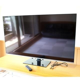 【極上美品・未使用・おまけ付】SUNRIZE 4Kテレビ 55インチ