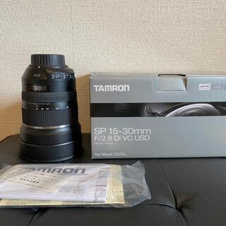 TAMRON - TAMRON SP15-30f/2.8 Nikon用