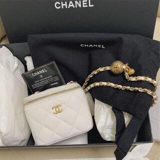 CHANEL - Chanel シャネル スモール ヴァニティー ケース 正規品