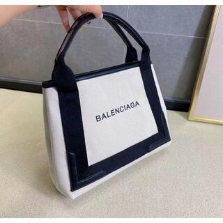 Balenciaga - 正規品■BALENCIAGA ネイビーカバS トードバック