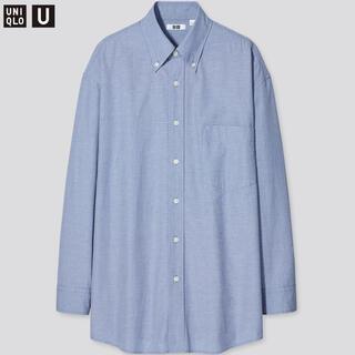 ユニクロ(UNIQLO)のワイドフィットシャツ UNIQLO U(シャツ)