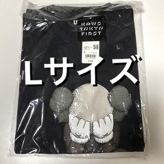 UNIQLO - 【新品】ユニクロ カウズ コラボ グラフィックTシャツ Lサイズ