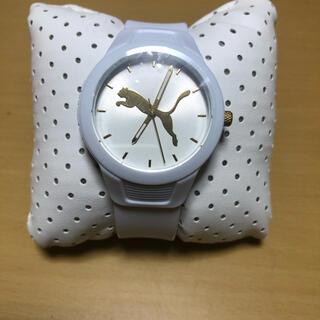 プーマ(PUMA)の新品未使用 PUMA [プーマ] 腕時計 RESET P1013 ホワイト(腕時計)