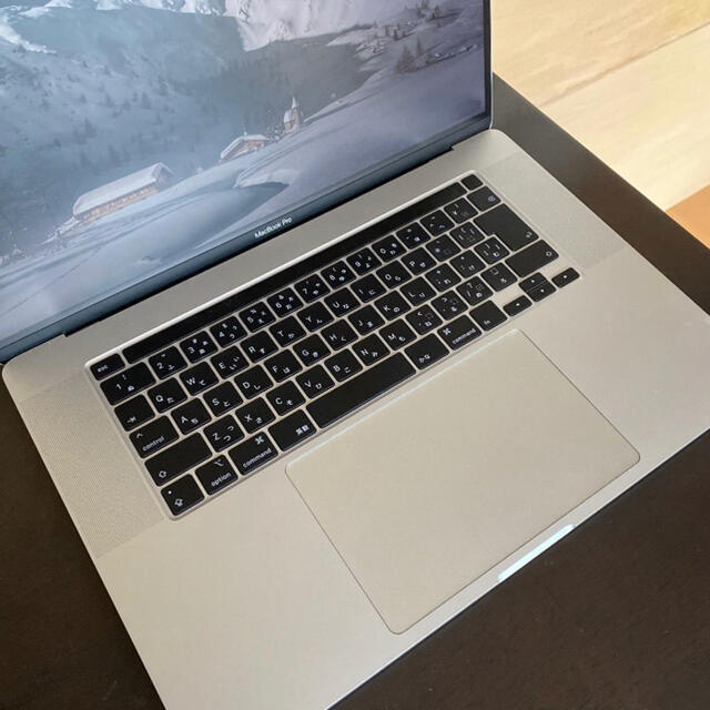 MacBook PRO 16 2019 i9/5500m/1Tb/アップルケア有 スマホ/家電/カメラのPC/タブレット(ノートPC)の商品写真