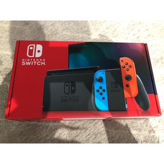 685 スイッチ Switch ネオンブルー 任天堂 ニンテンドー(家庭用ゲーム機本体)