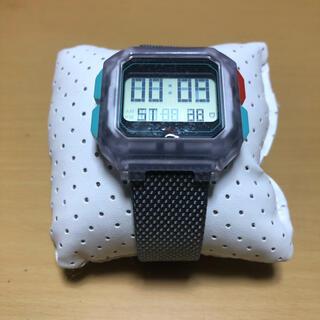 プーマ(PUMA)の新品未使用 PUMA[プーマ] 腕時計 REMIX P5021 メンズ グレー(腕時計(デジタル))