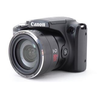 キヤノン(Canon)の#3002☆Wi-Fi付き♪広角〜超望遠まで撮影OK‼☆ Canon SX500(コンパクトデジタルカメラ)