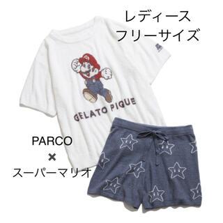 gelato pique - ジェラートピケ 【スーパーマリオ 限定商品】スムーズィーセットアップ