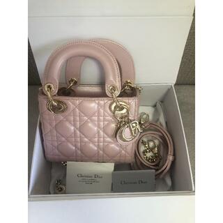 Dior - 美品Diorのレディディオール ハンドバッグ