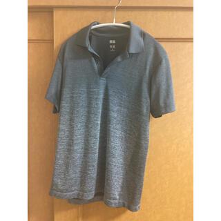 ユニクロ(UNIQLO)のユニクロ ドライEXポロシャツ メンズM(ポロシャツ)
