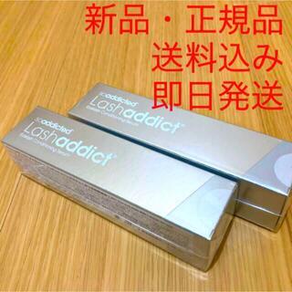 アップル(Apple)の2本ラッシュアディクト Lashaddict まつげ美容液(ヘッドフォン/イヤフォン)