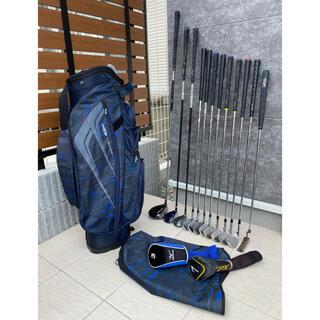 TaylorMade - テーラーメイド ツアーステージ ミズノ等 豪華なゴルフクラブ フルセット 美品