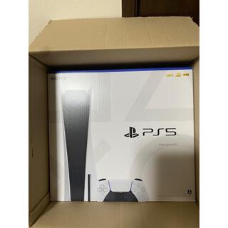 SONY - PS5  ディスクドライブ搭載 CFI-1000A 新品未開封