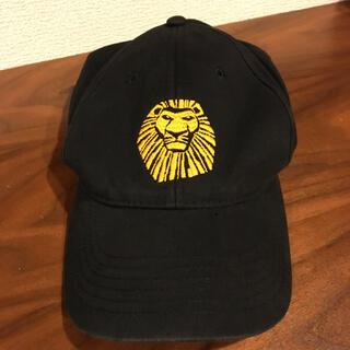 ディズニー(Disney)のDisney presents THE LION KING アジャスターキャップ(キャップ)