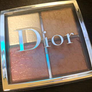 Christian Dior - ディオール バックステージ フェイス グロウ パレット 001 新品