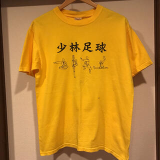 アンビル(Anvil)のvintage 少林サッカー 映画Tシャツ ムービーTシャツ(Tシャツ/カットソー(半袖/袖なし))
