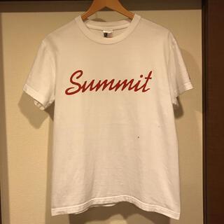 summit Tシャツ ホワイト M