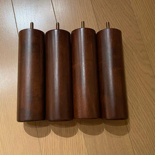 ムジルシリョウヒン(MUJI (無印良品))の旧型 無印良品 ベッド 脚付マットレス用 20cm(脚付きマットレスベッド)