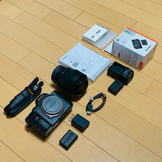 SONY - SONY a7 II ILCE−7M2 ILCE-7M2 ズームレンズキット