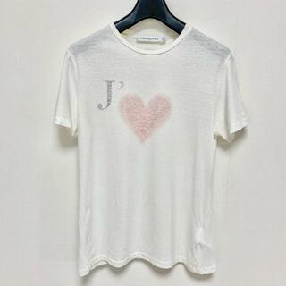 Christian Dior - クリスチャンディオール アムール Tシャツ 20AW JE T'AIME 美品