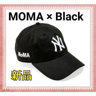 MOMA - 【新品】 MOMA x Yankees New Era Cap ブラック
