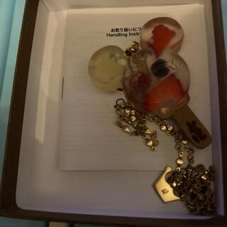 キューポット(Q-pot.)のキューポット ミッキーマウス アイスキャンディ ネックレス Q−pot(ネックレス)