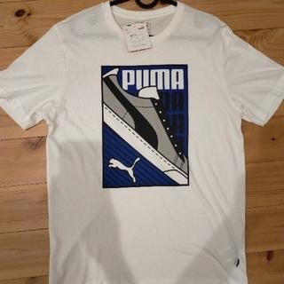 プーマ(PUMA)の新品未使用 プーマ半袖Tシャツ(Tシャツ/カットソー(半袖/袖なし))