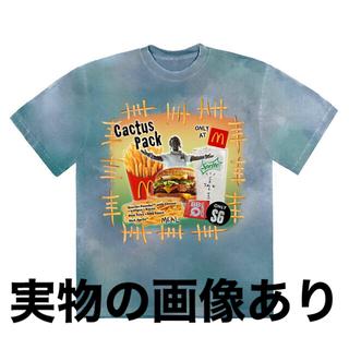 マクドナルド(マクドナルド)のXLサイズ Travis Scott x McDonald's コラボTシャツ❷(Tシャツ/カットソー(半袖/袖なし))